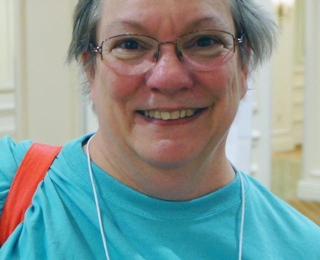 Carol Burk, RSCJ