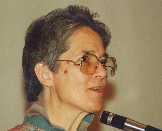 Judith (Judy) Brown, RSCJ