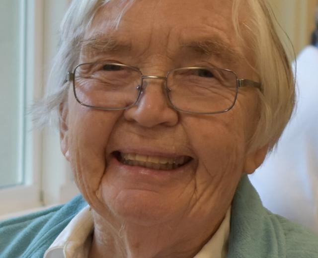 Pamela M. Hickey, RSCJ