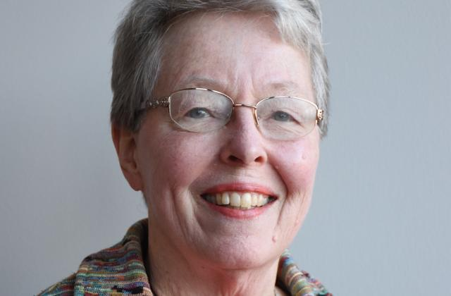 Sheila Hammond, RSCJ