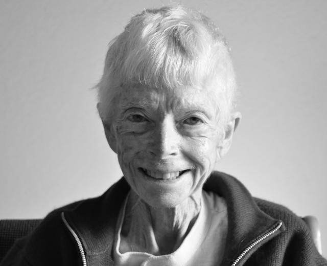 Anne Montgomery, RSCJ, Died August 27, 2012